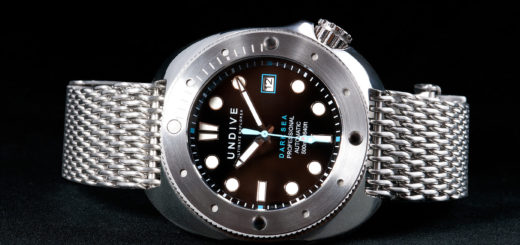Undive Dark Sea homage Seiko