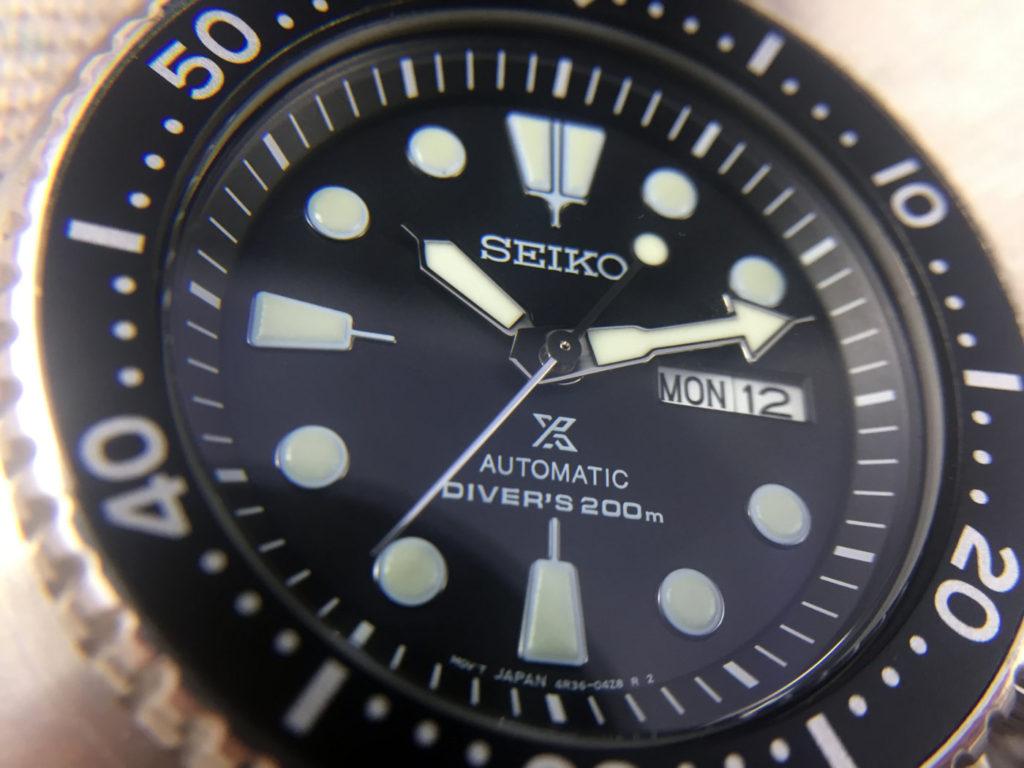 Seiko srp777 turtle macro