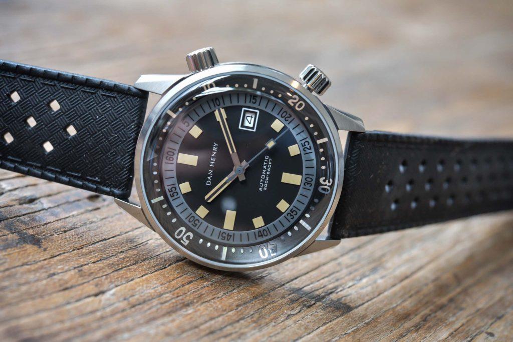 Dan Henry 1970 Automatic Diver Compressor