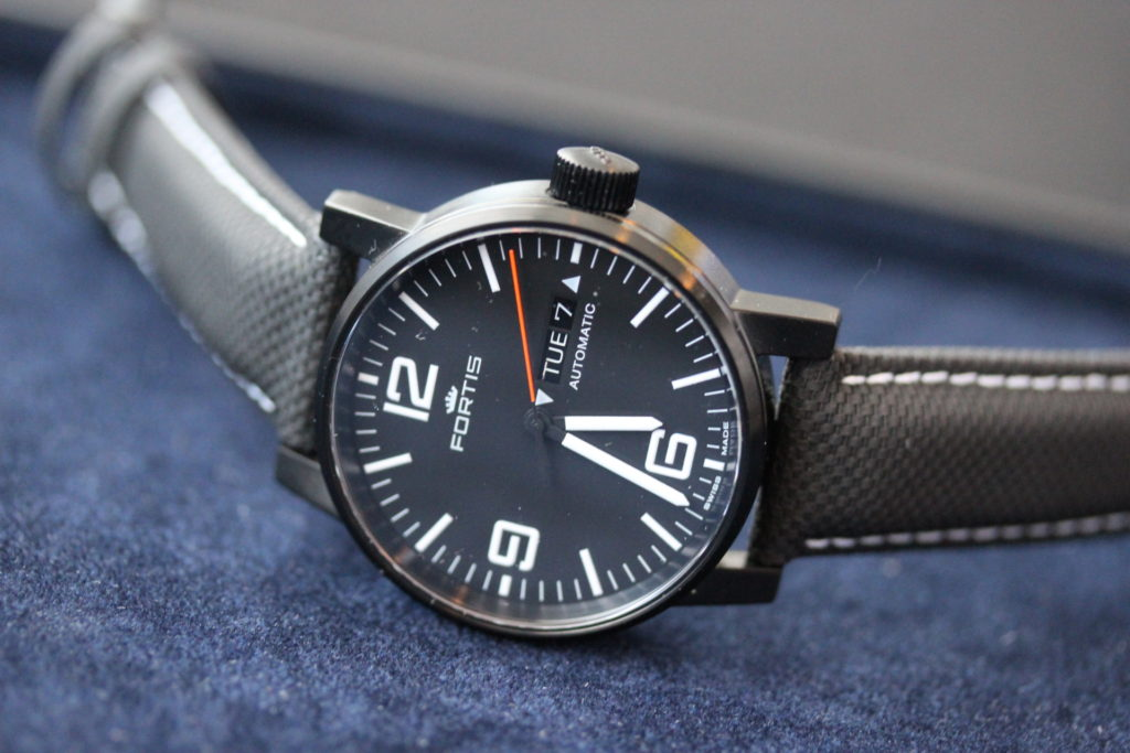 Fortis Spacematic Stealth