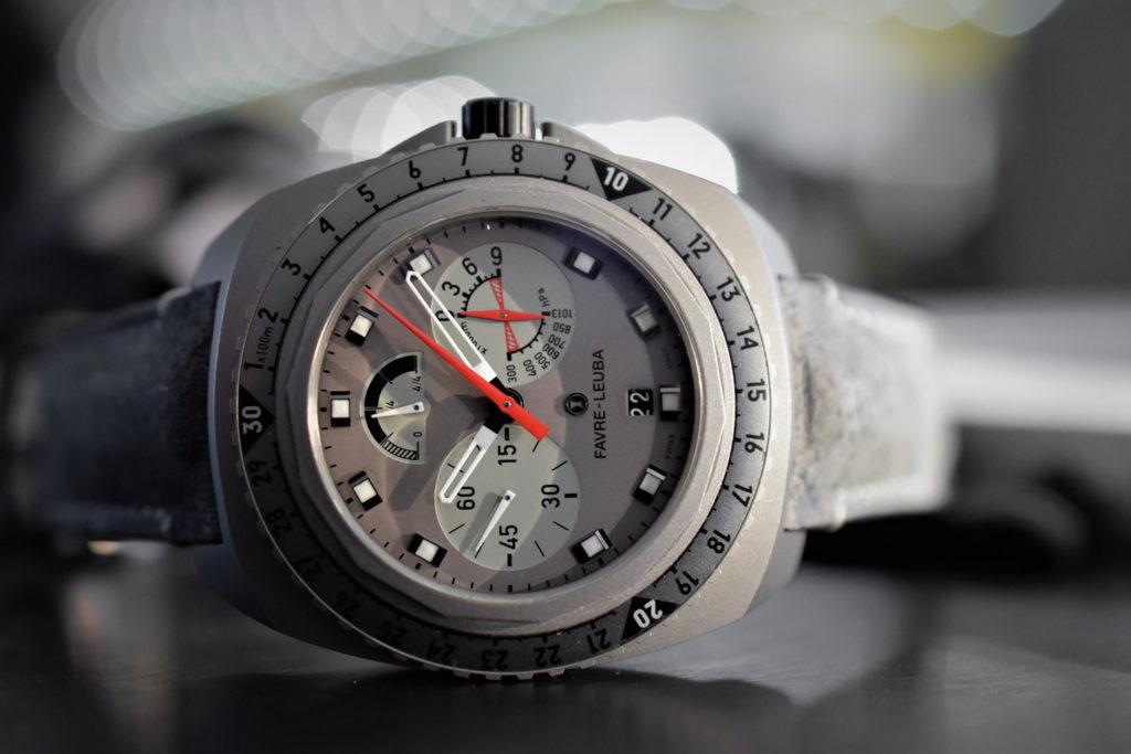 часы для альпинистов Favre Leuba Bivouac 9000