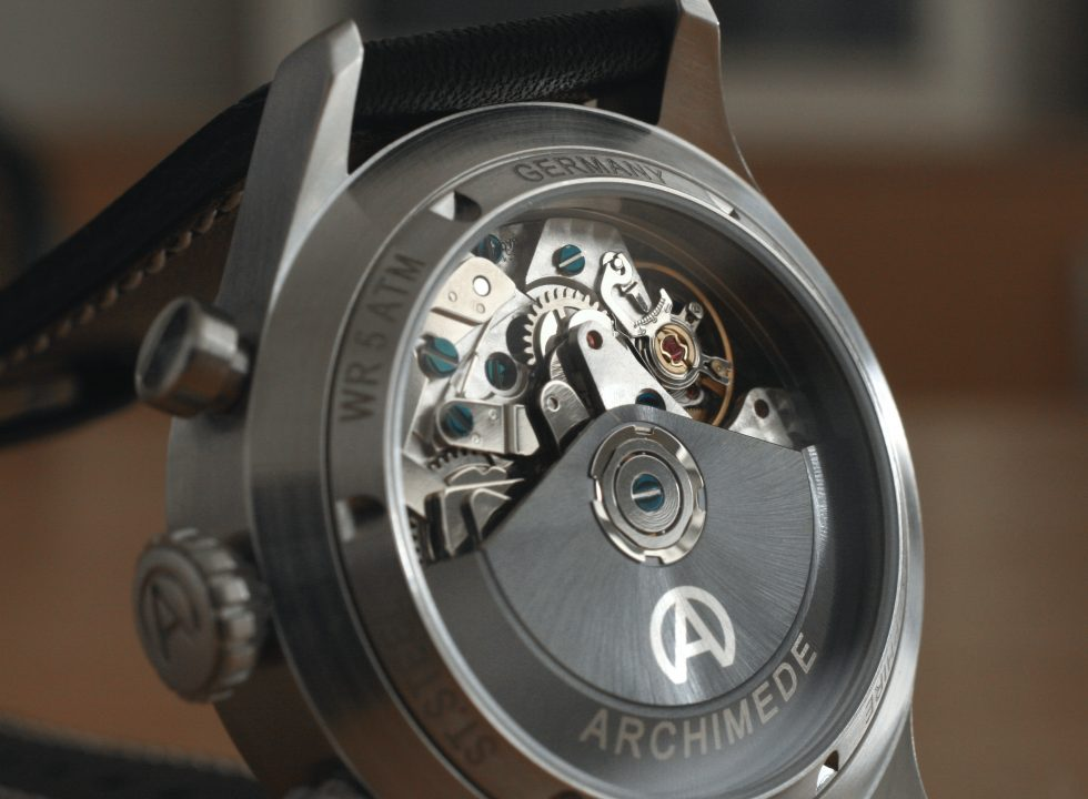 Archimede TriCompax