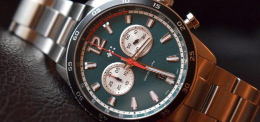 Christopher Ward C7 Rapide Chronograph Quartz