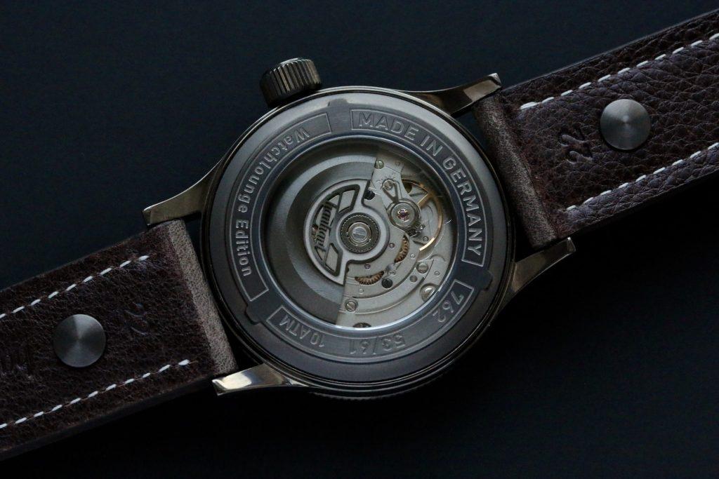 Hanhart Watchlounge Edition