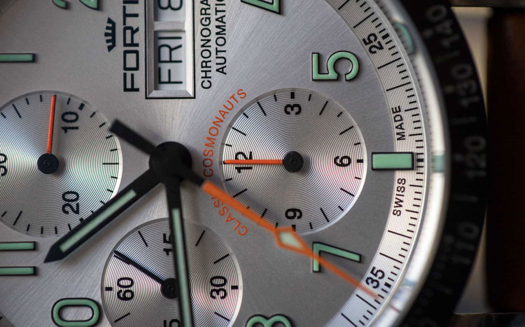 Fortis Cosmonauts Chronograph AM