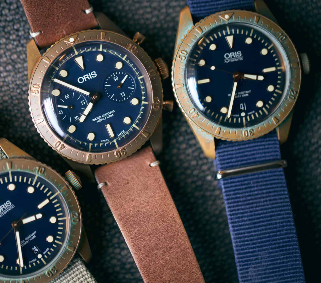 Carl Brashear Limited Edition Chronograph