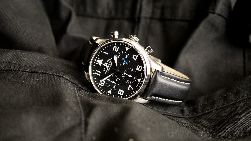 Fortis Pilot Classic Chronograph