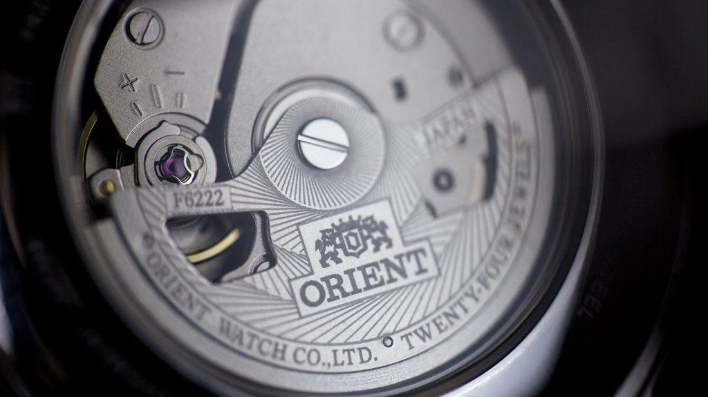 Orient Bambino Open Heart