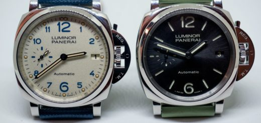 Panerai Luminor Due 3 Days Automatic Acciaio 38 mm