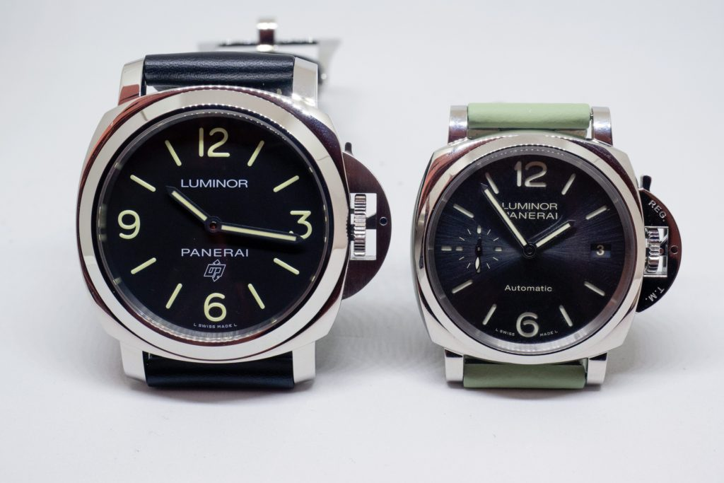 Panerai Luminor Due 3 Days Automatic Acciaio 38mm