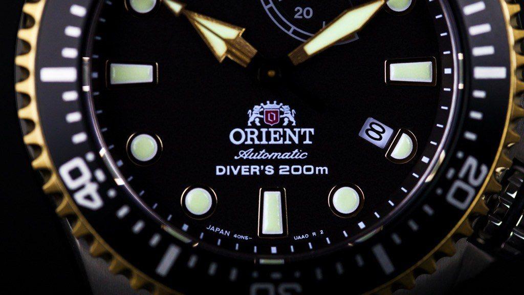 Orient Triton Diver