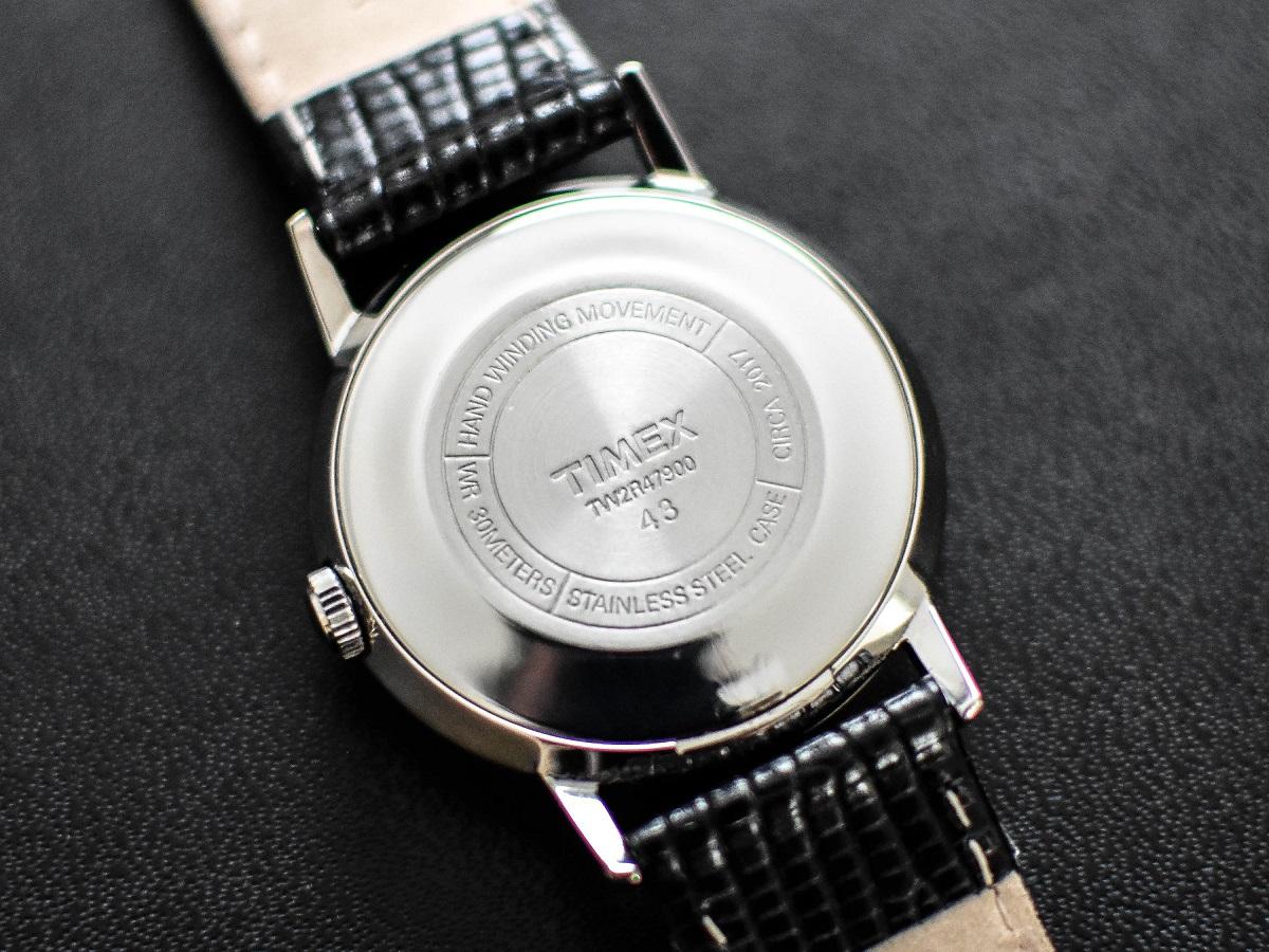 2f748637 Timex Marlin – новые «старые» механические часы | Часоголик Ру