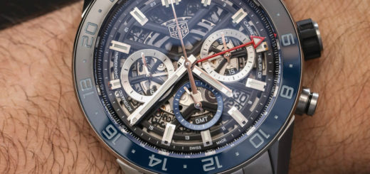 TAG Heuer Carrera Chronograph GMT Heuer 02
