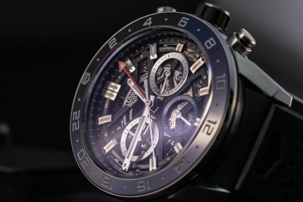 TAG Heuer Carrera Chronograph GMT Heuer 02