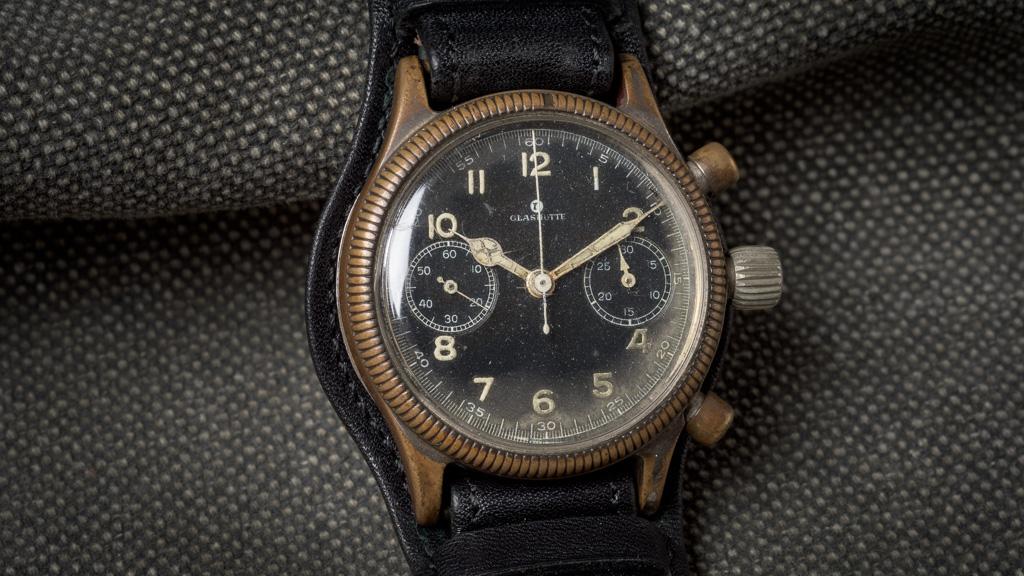 Tutima 1941 Flieger Chronograph (Calibre 59)