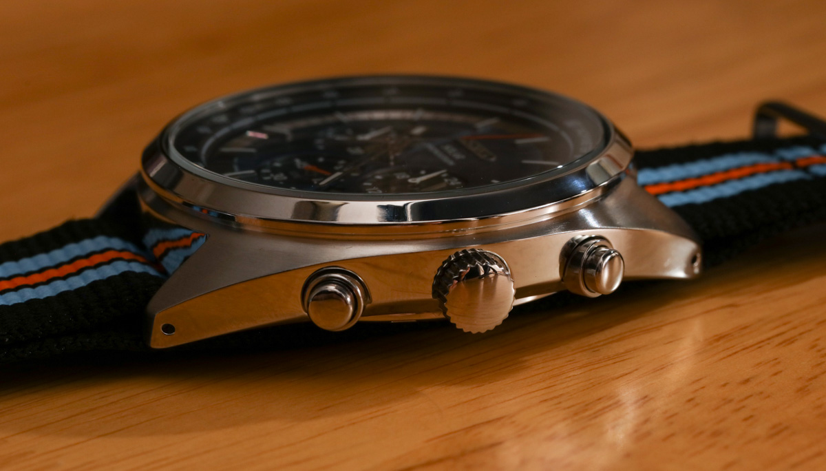 Seiko Recraft Solar Chronograph SSC667 SSC669