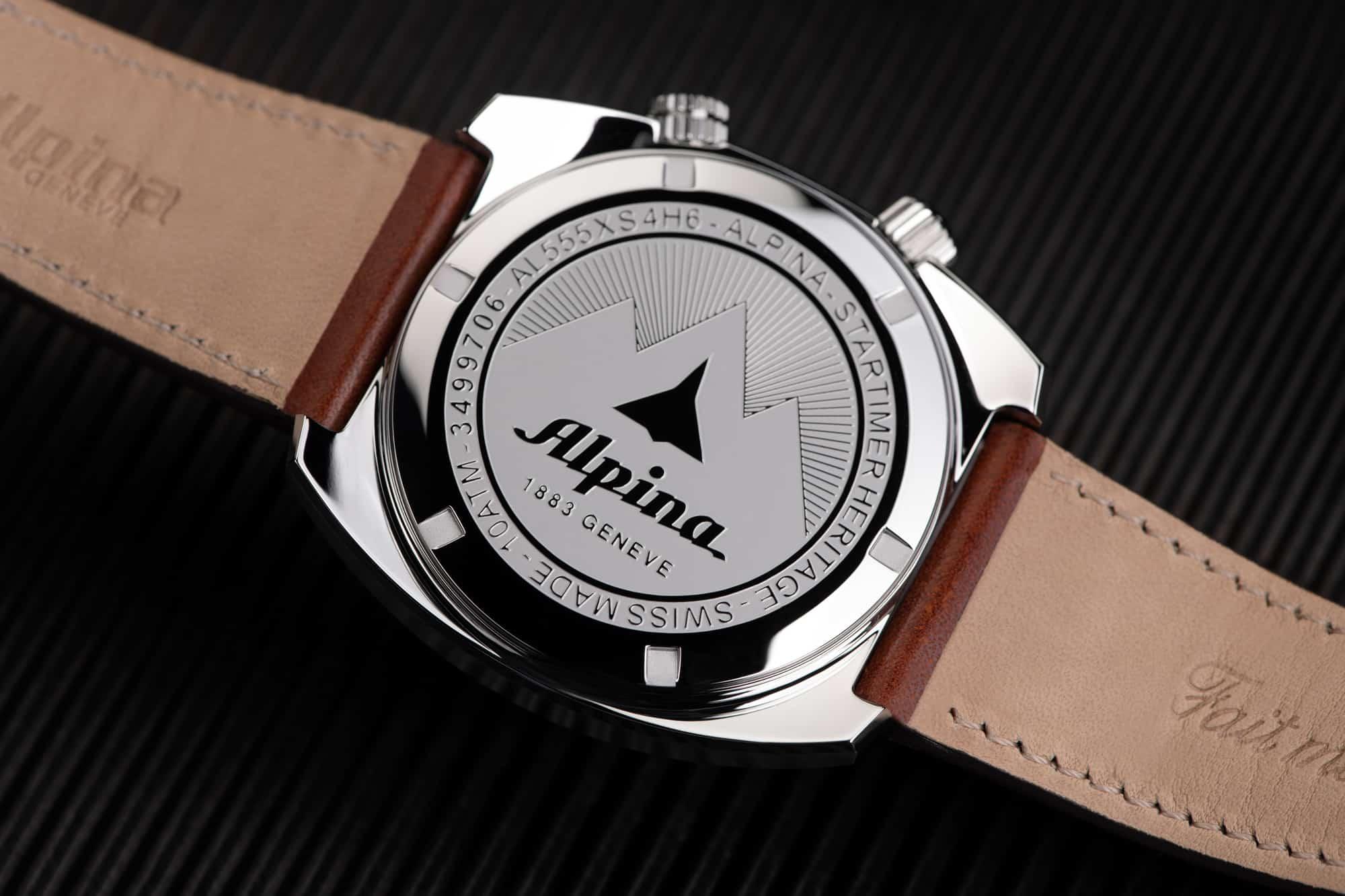 Alpina Startimer Pilot Heritage GMT