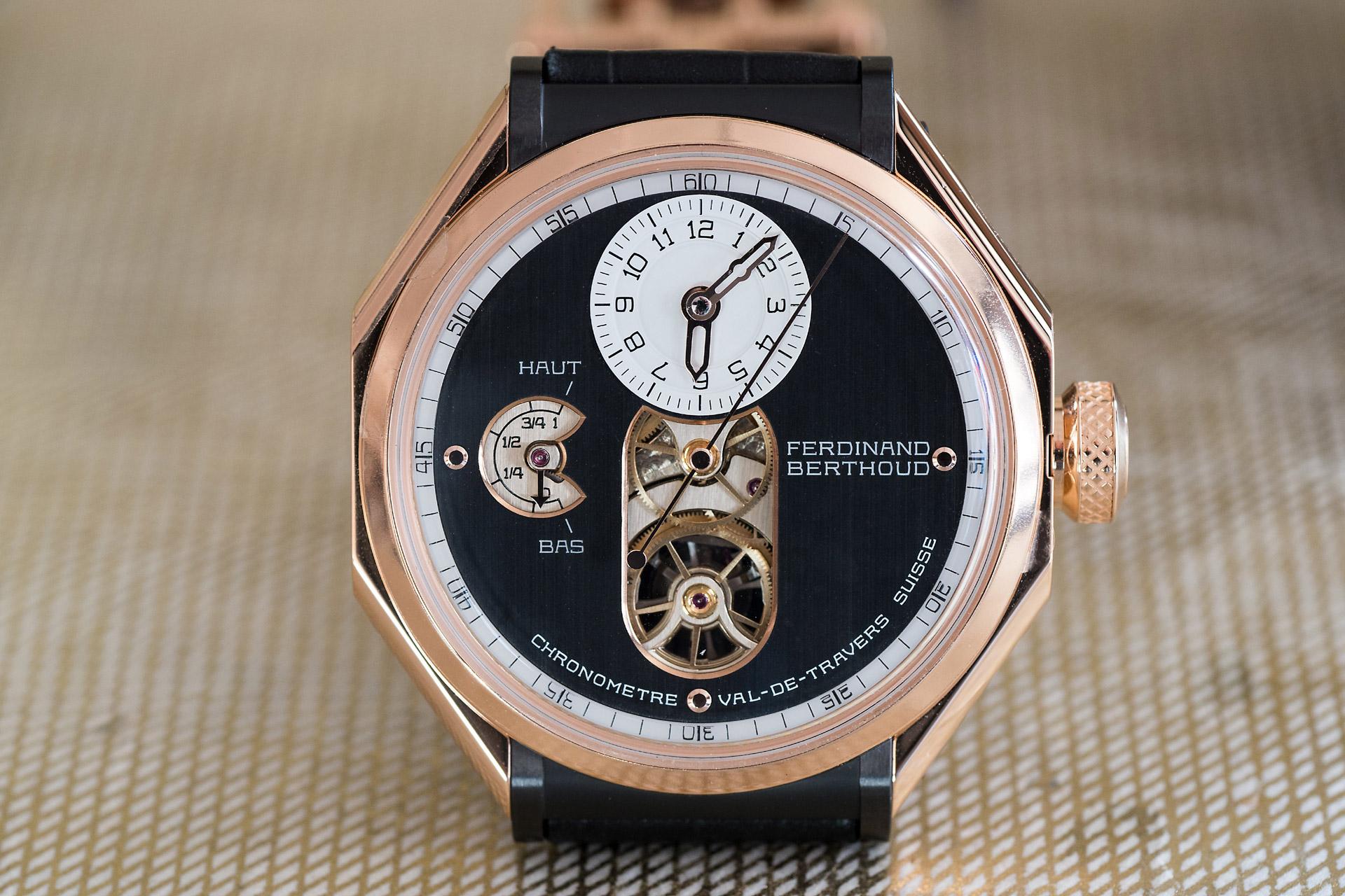Ferdinand Berthoud Chronometre FB 1