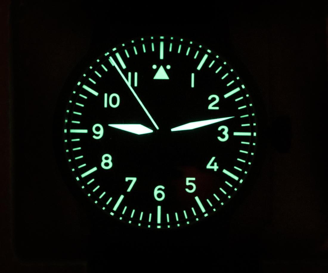 Laco Pilot Watch Original Saarbrucken