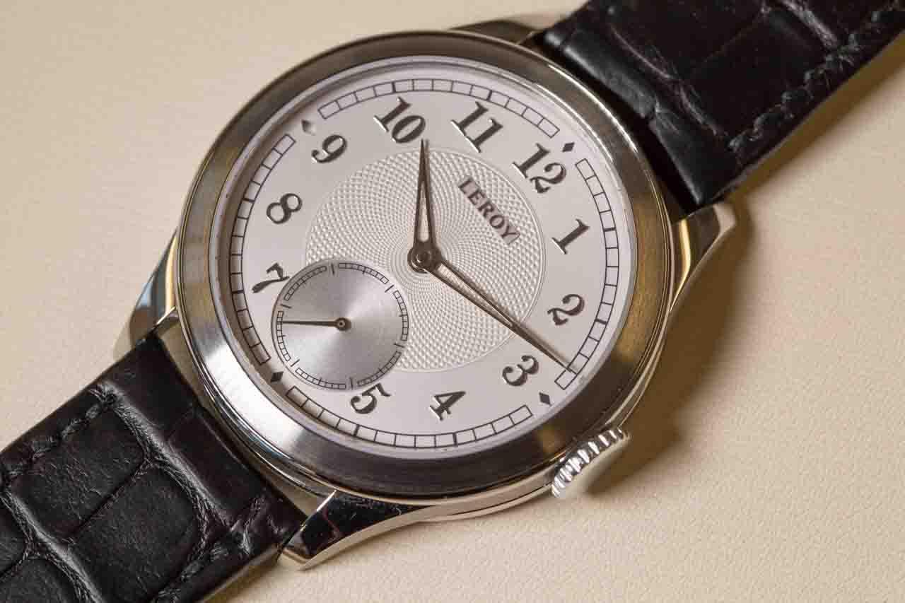 Leroy Chronometre Observatoire