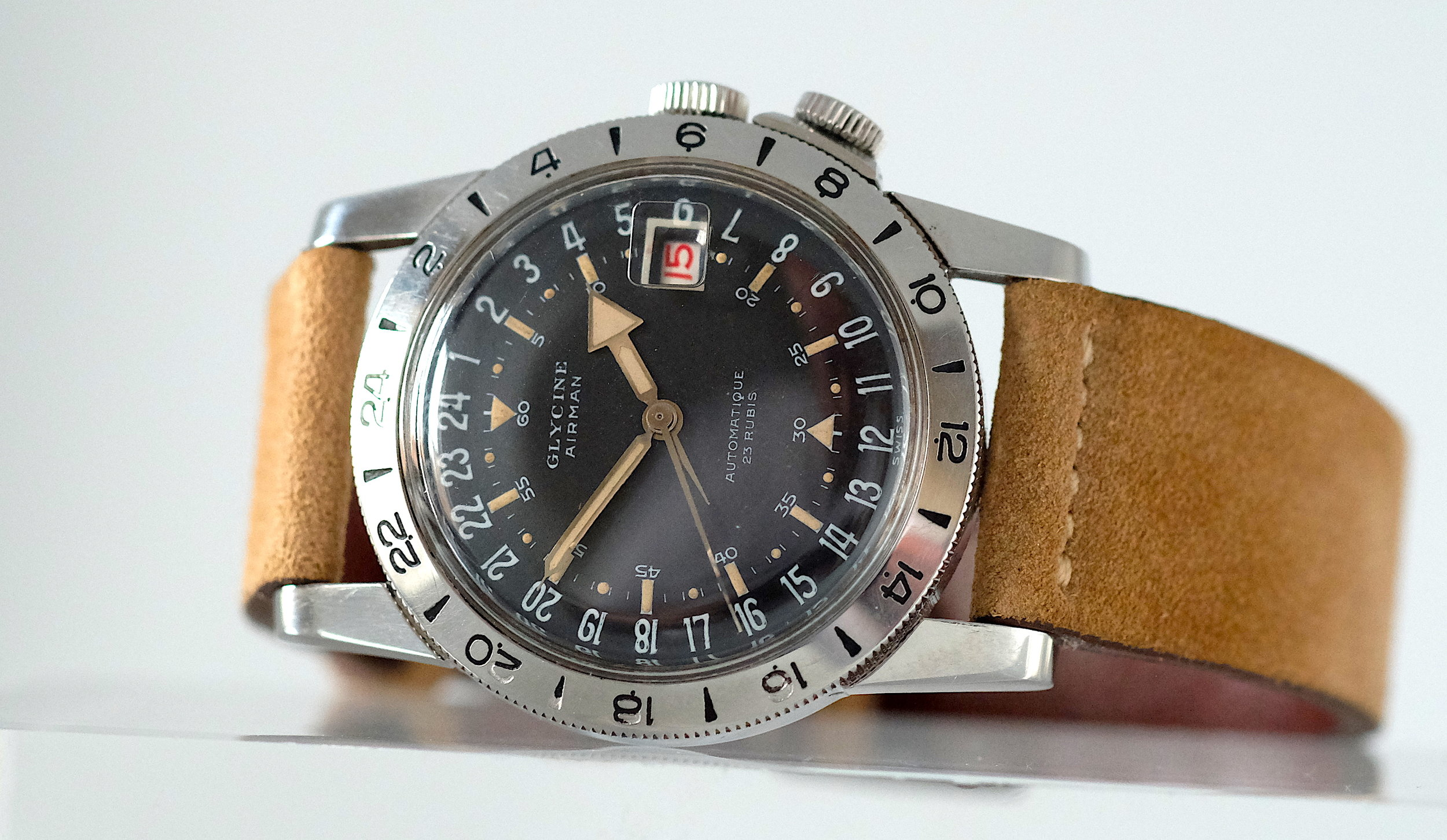 Glycine Airman No 1