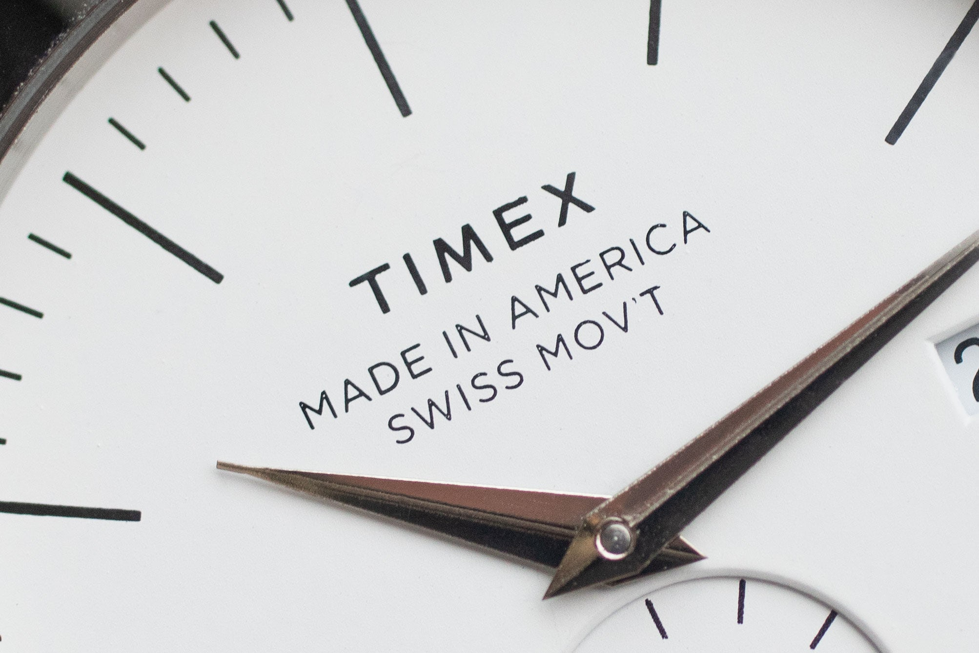 Timex American Documents