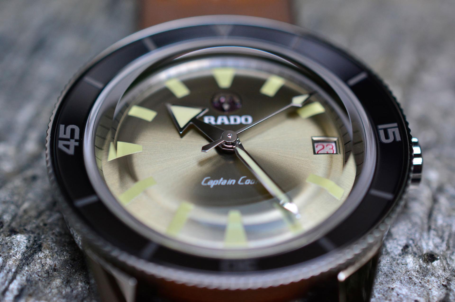 Rado Captain Cook Limited Edition 37mm