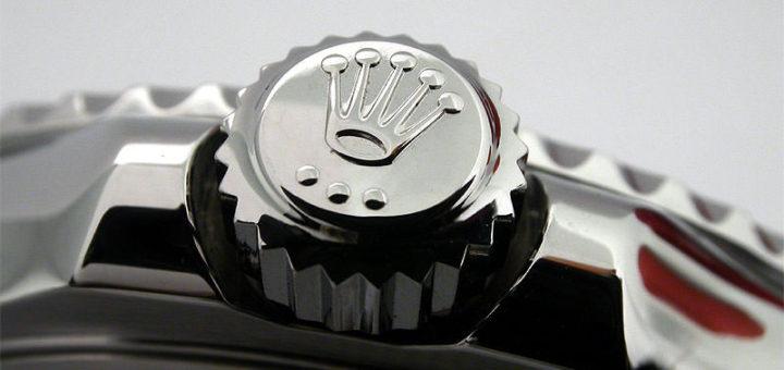 Заводная головка Rolex