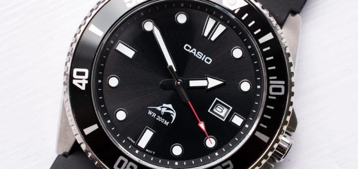Casio Duro MDV-106