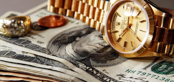 Rolex is Money