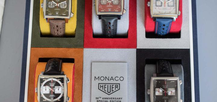 TAG Heuer Monaco 1969-2019 Limited Edition
