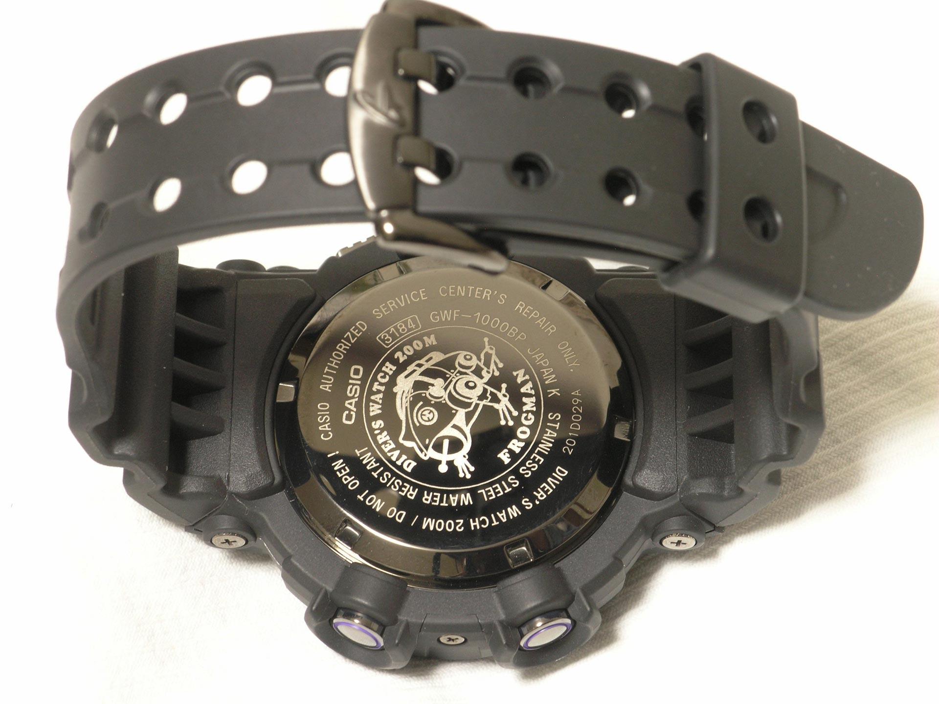 Casio G-Shock Frogman GWF-1000BP-1JF