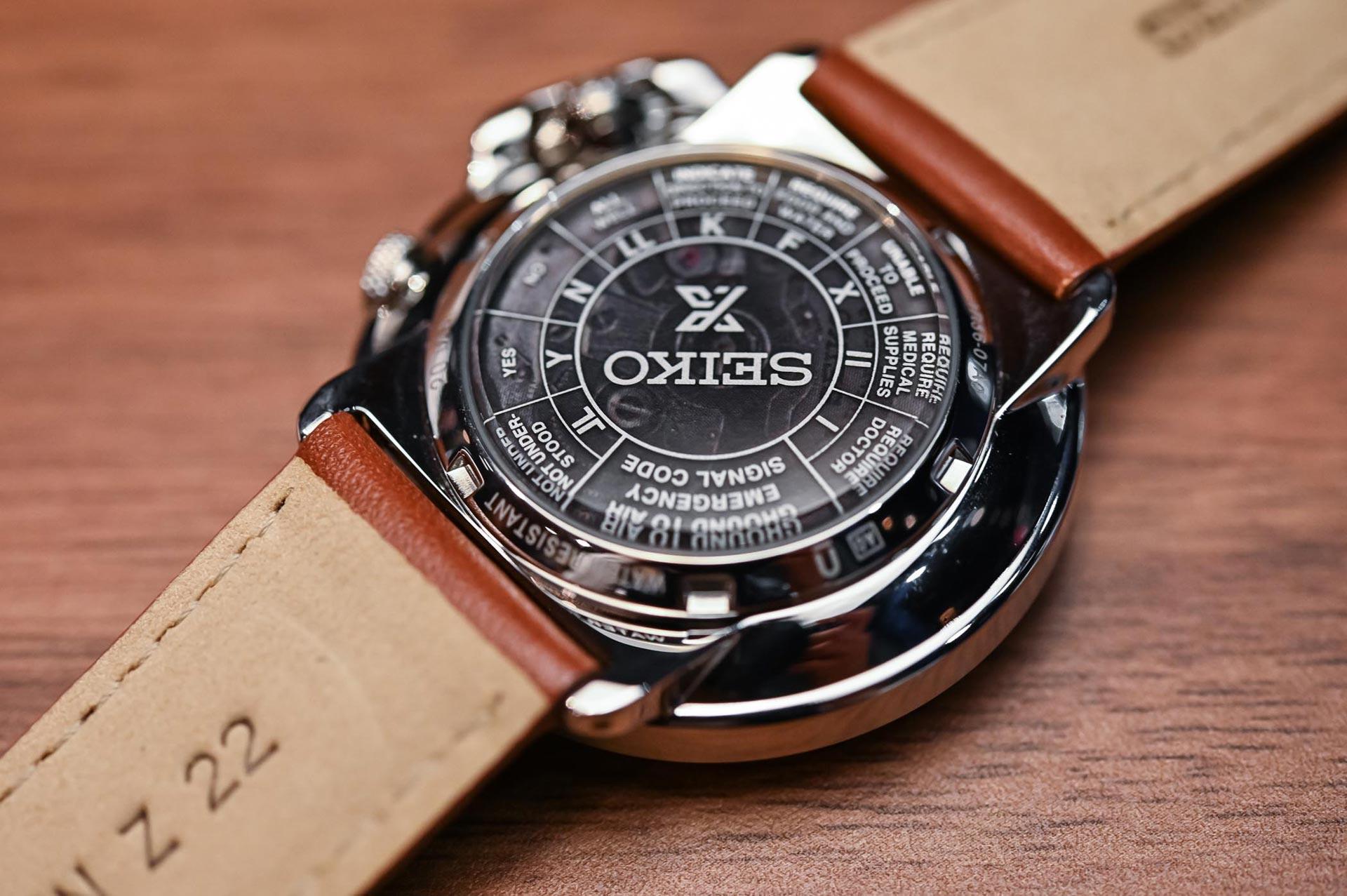 Seiko Prospex Field Compass