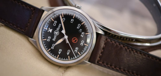 Bell and Ross Vintage BR V1-92 Military