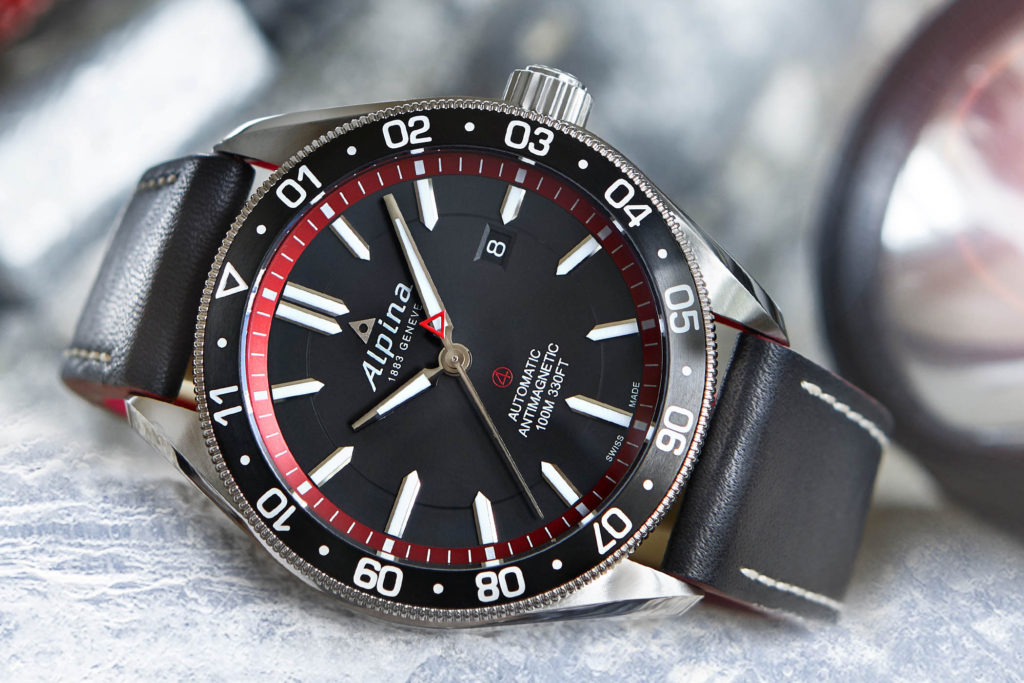 часы Alpina Alpiner 4 Automatic
