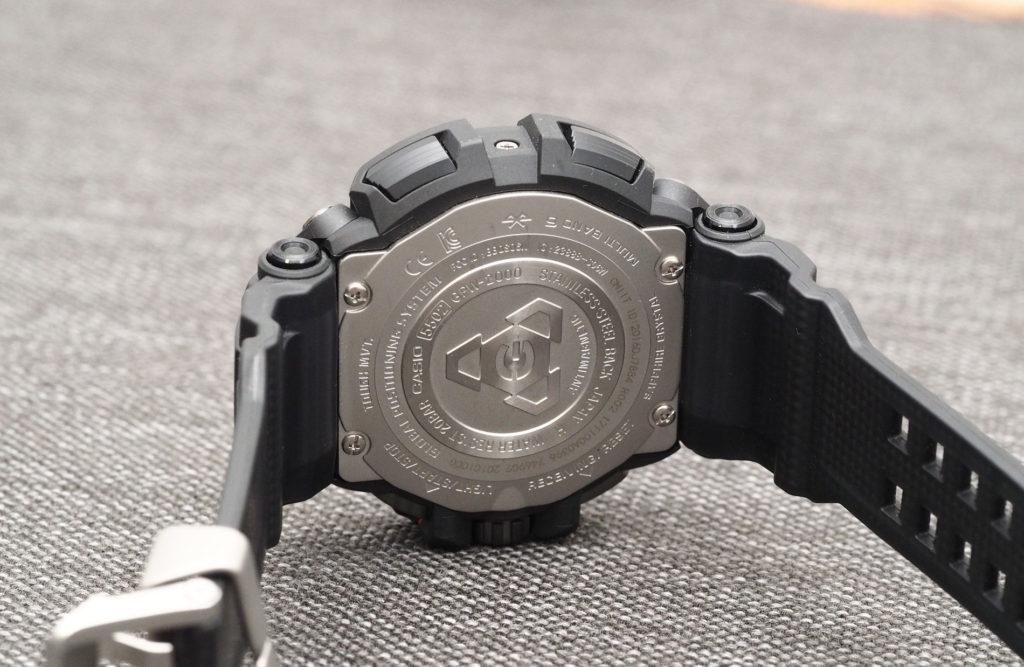 часы Casio G-Shock Gravitymaster GPW2000