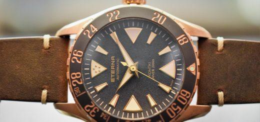 часы Eterna KonTiki Bronze Manufacture