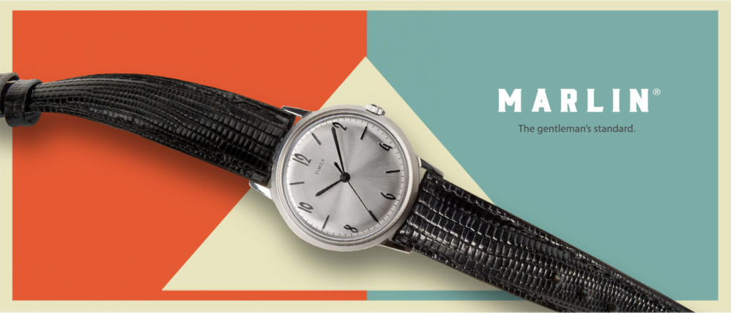 механические часы Timex Marlin Vintage