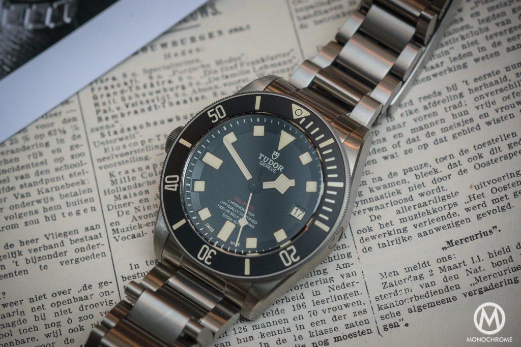 часы Tudor Pelagos-LHD