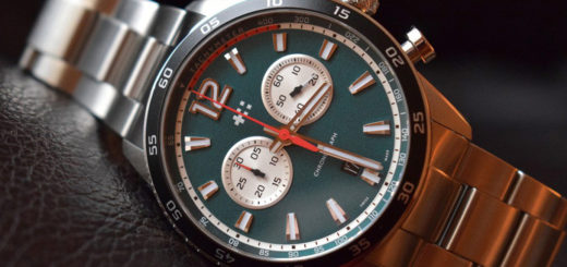 Christopher Ward C7 Rapide Chronograph Quartz