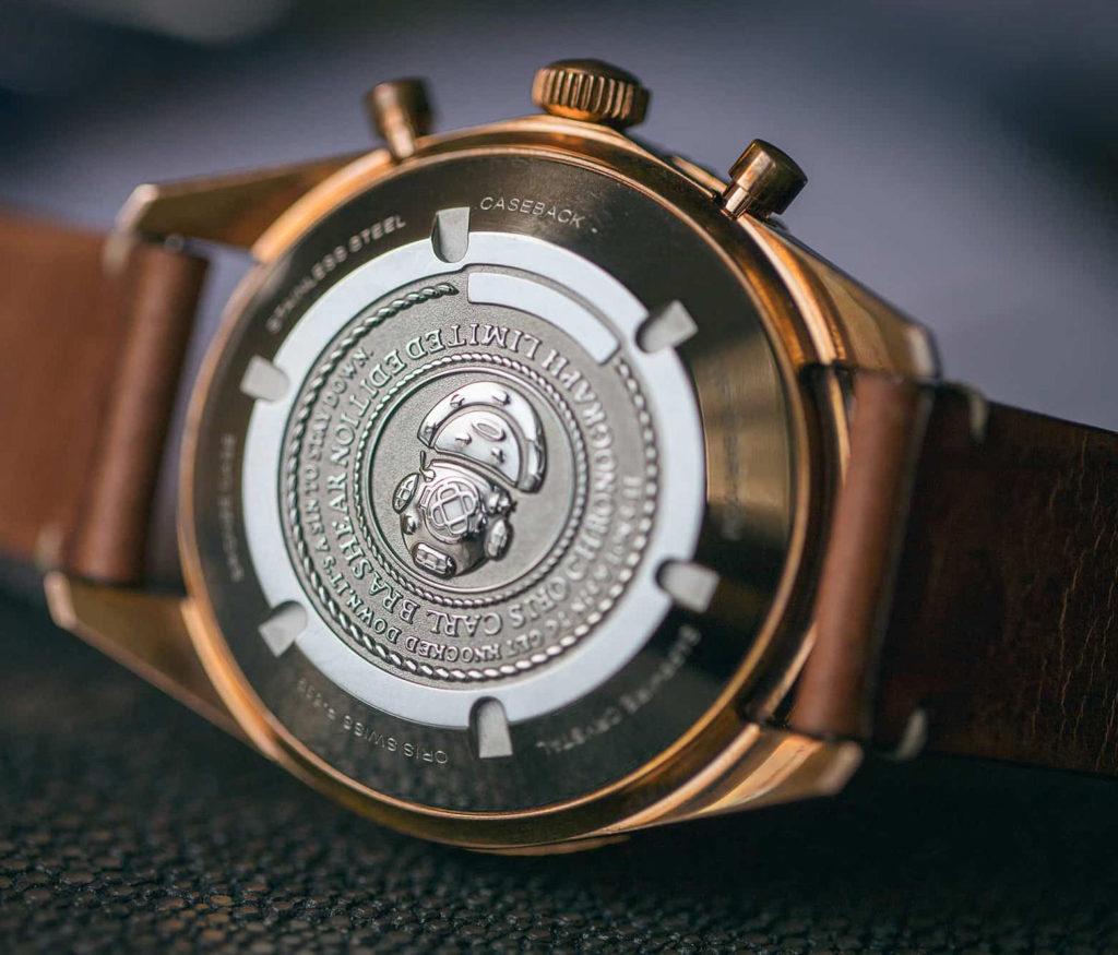 Oris Carl Brasher Chronograph