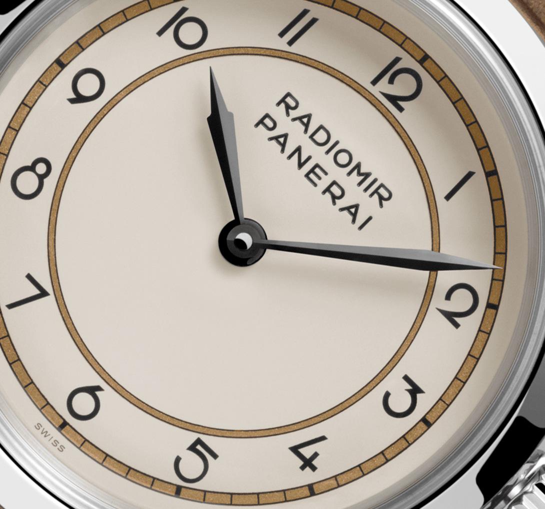 Panerai Radiomir 1940 Art Deco Dial PAM790 PAM791