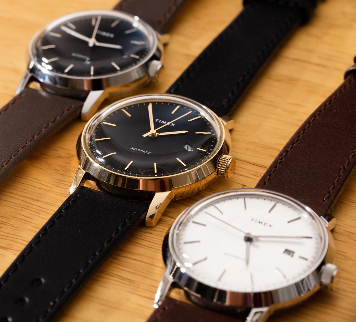 Timex Marlin Automatic
