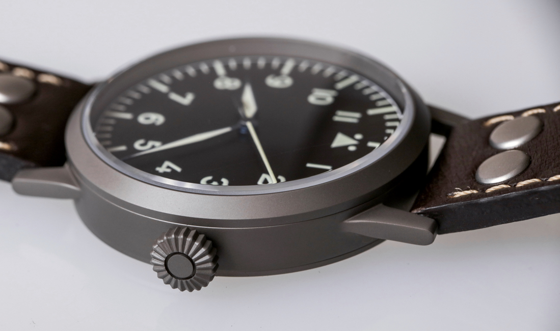 Laco Pilot Watch Original Saarbrucken