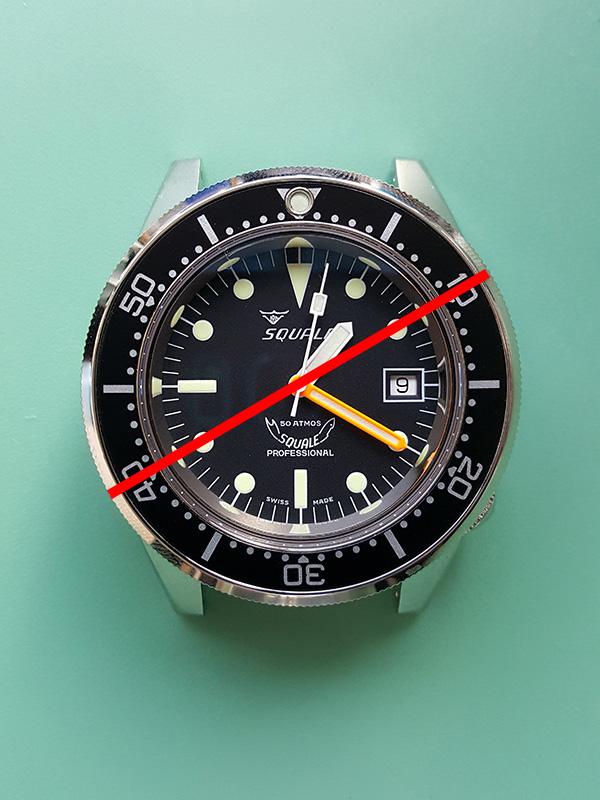 Watch Size